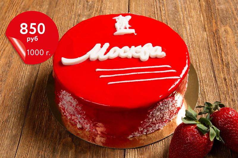 Купить торт «Москва»