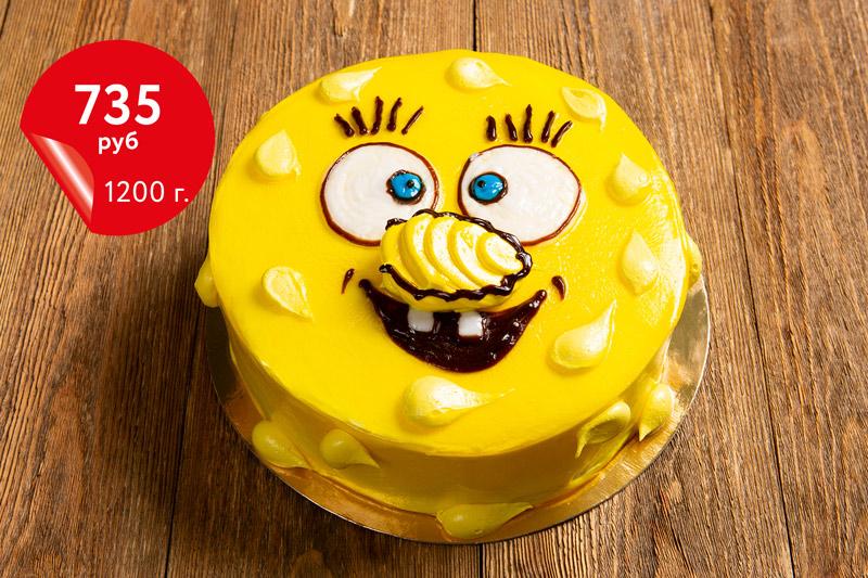 Купить торт «Мультяшка»