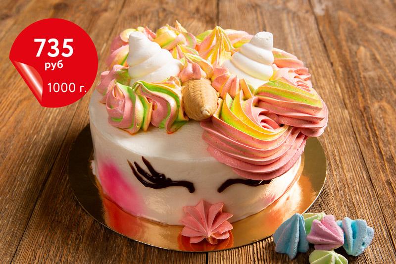 Купить торт «Единорог»